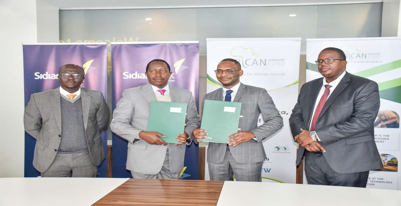 AGF issues USD 5 million loan portfolio guarantee to Sidian Bank