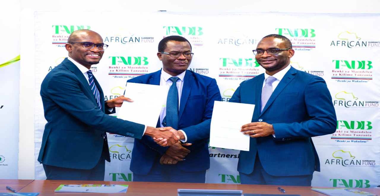 AGF signs MOU with TADB to boost agribusinesses financing in Tanzania