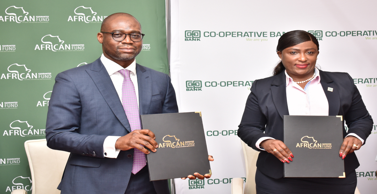 African Guarantee Fund Partners with Co-operative Bank to Boost Green Financing in Kenya