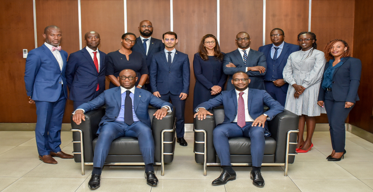 PARTNERSHIP MEETING BETWEEN AFRICAN GUARANTEE FUND AND WEST AFRICAN DEVELOPMENT BANK (BOAD)